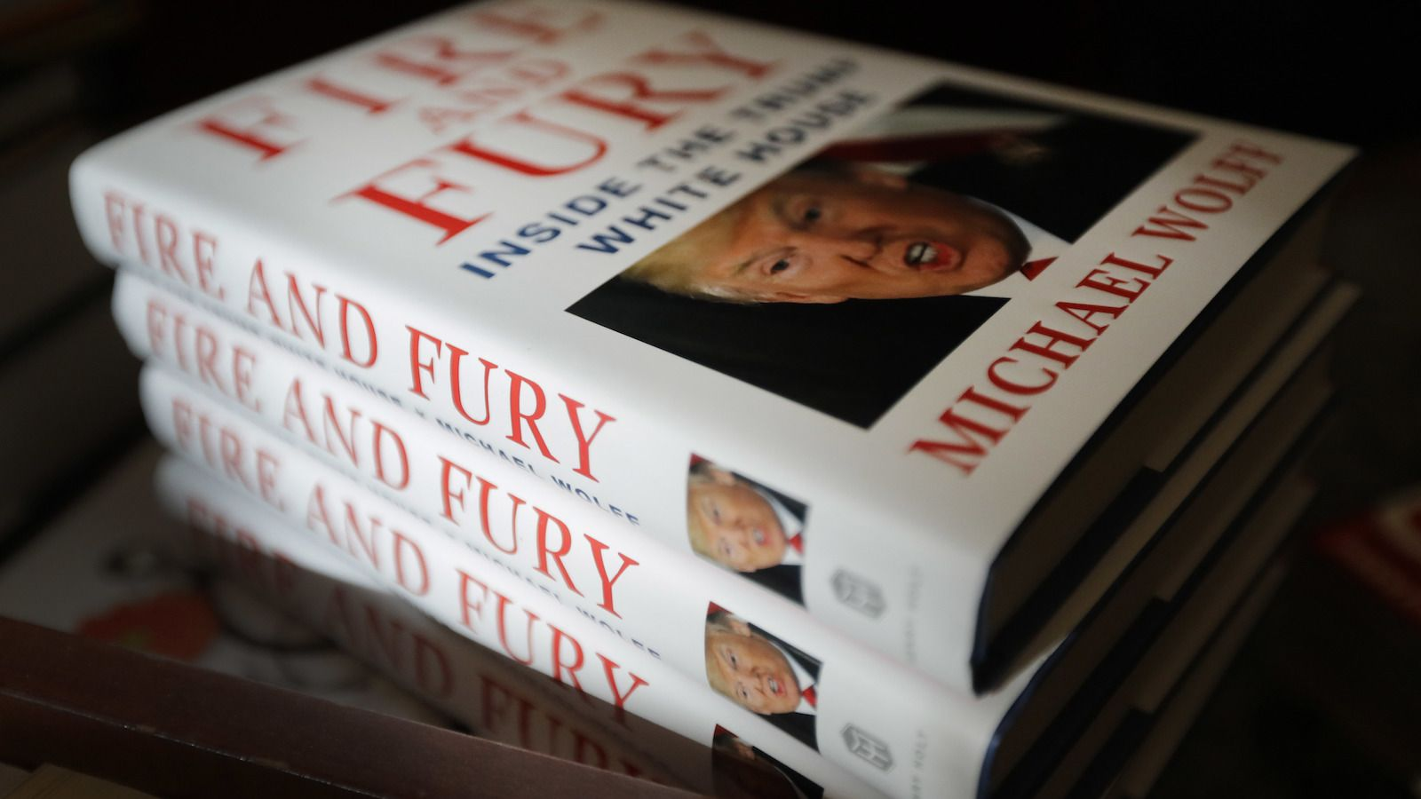 Fire and Fury: Controversy within Trump's Administration?