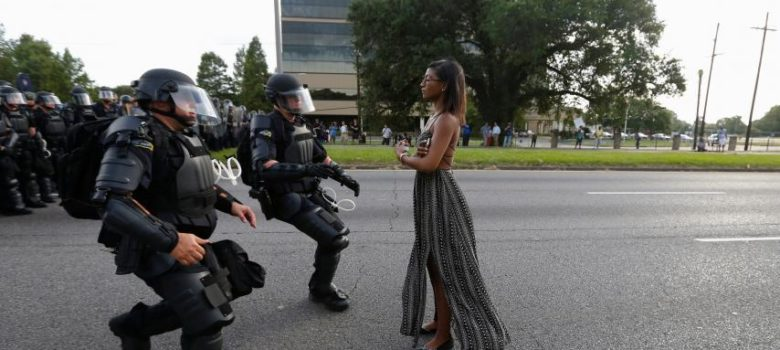 How can we eliminate racism in baton rouge