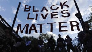 Stand up for Black Lives and End Police Violence
